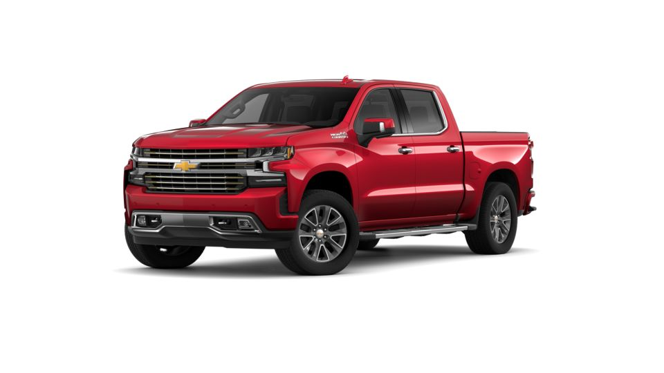 2019 Chevrolet Silverado 1500 Vehicle Photo in Midland, TX 79703