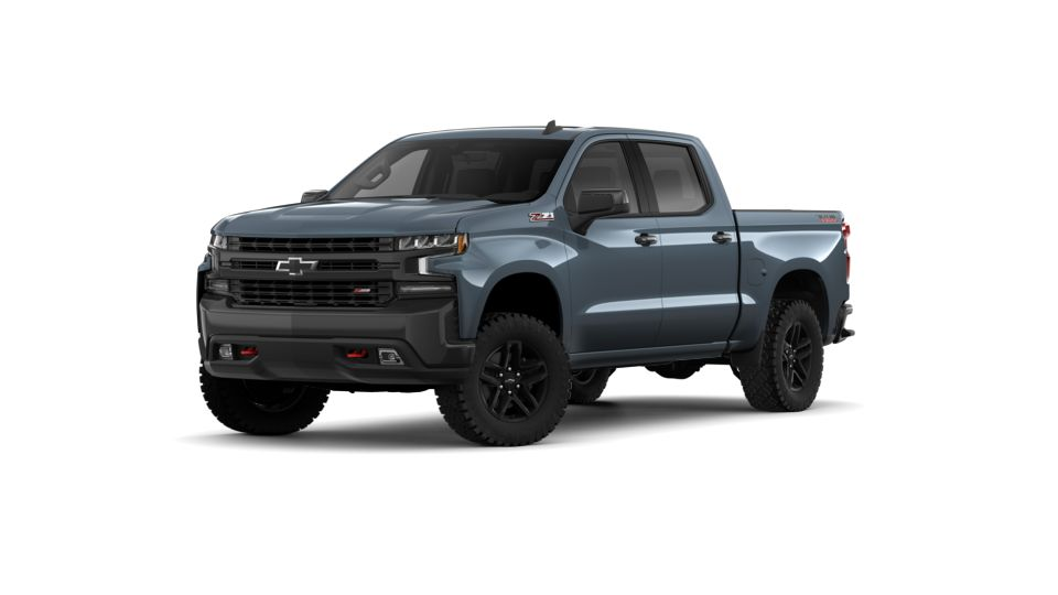 2019 Chevrolet Silverado 1500 Vehicle Photo in Owensboro, KY 42303