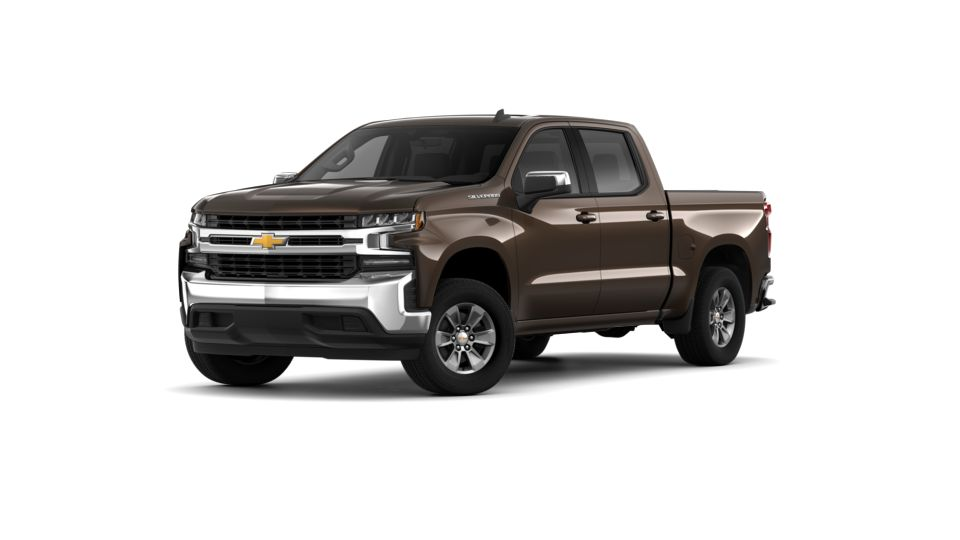 New 2019 Chevrolet Silverado 1500 LT in Havana Brown