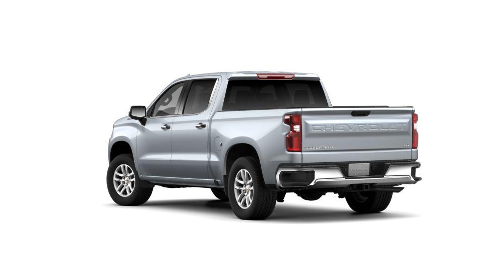 Jim Browne Tampa >> New Silver Ice Metallic 2019 Chevrolet Silverado 1500 Crew Cab Short Box 2-Wheel Drive LTZ for ...