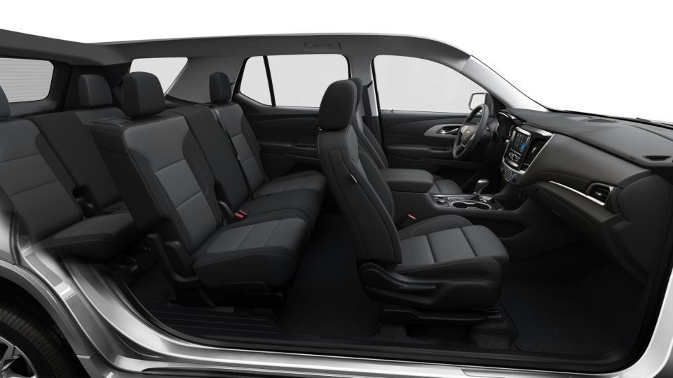 Cna National Warranty >> A 2019 Chevrolet Traverse in Chickasha dealer - Summit ...