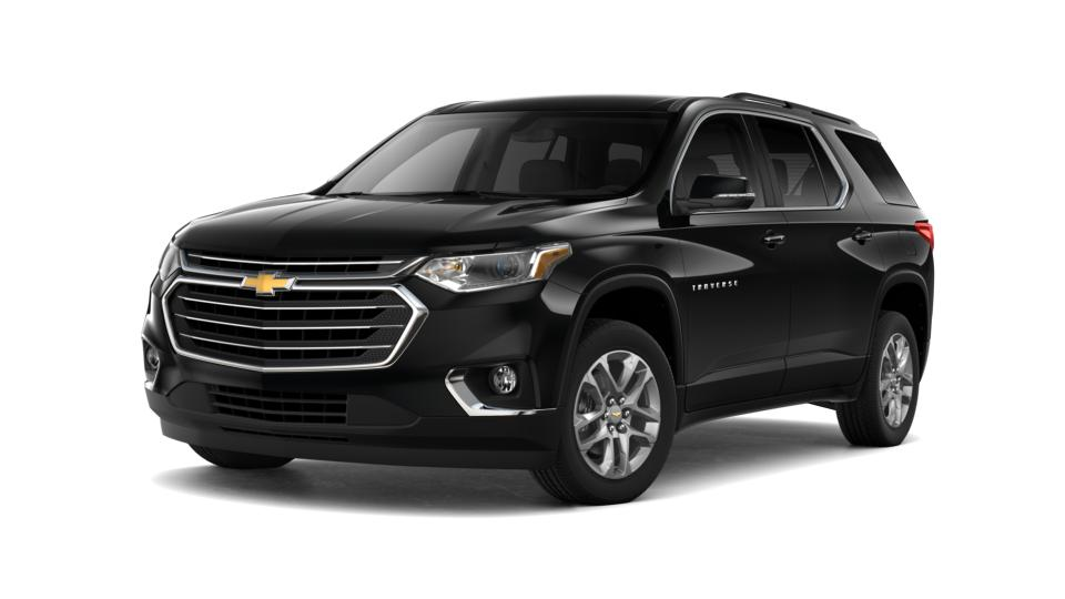 Demo 2019 Chevrolet Traverse FWD 1LT