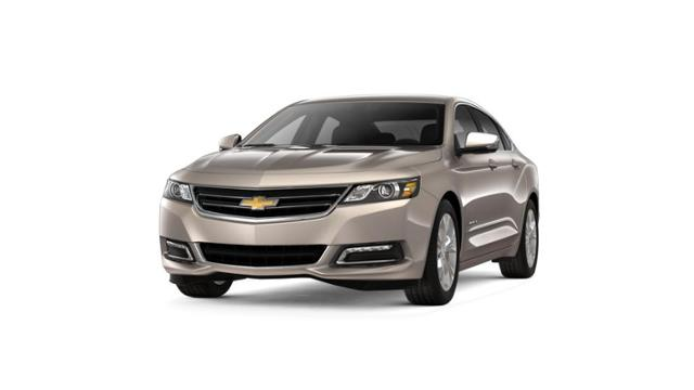 New Pepperdust Metallic 2019 Chevrolet Impala For Sale