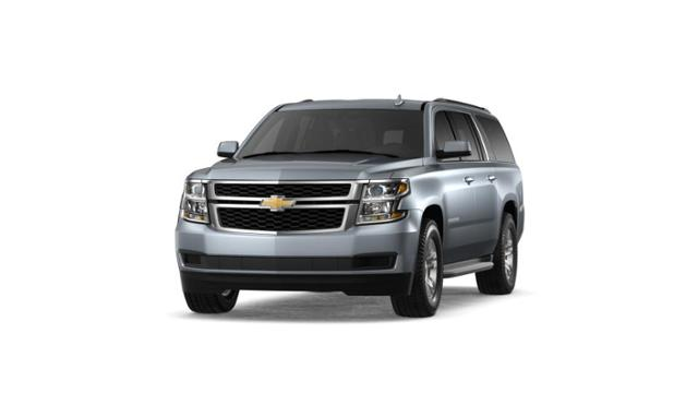 Pulaski Satin Steel Metallic 2019 Chevrolet Suburban New