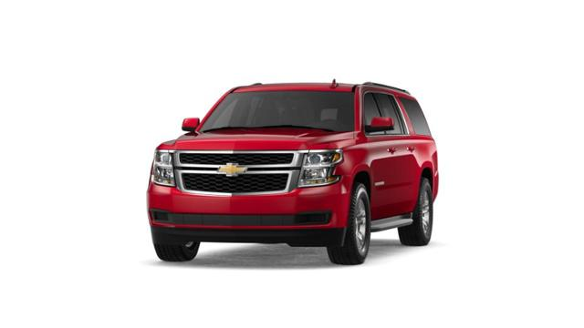 Siren Red Tintcoat 2019 Chevrolet Suburban for Sale at Route 66