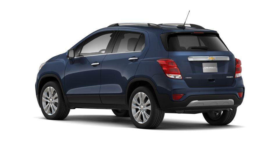 Jim Browne Chevrolet >> New Storm Blue Metallic 2019 Chevrolet Trax FWD 4dr ...
