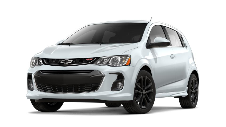 2019 Chevrolet Sonic Vehicle Photo in Butler, PA 16002