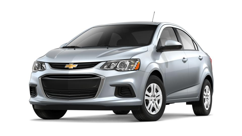 2019 Chevrolet Sonic Vehicle Photo in San Leandro, CA 94577