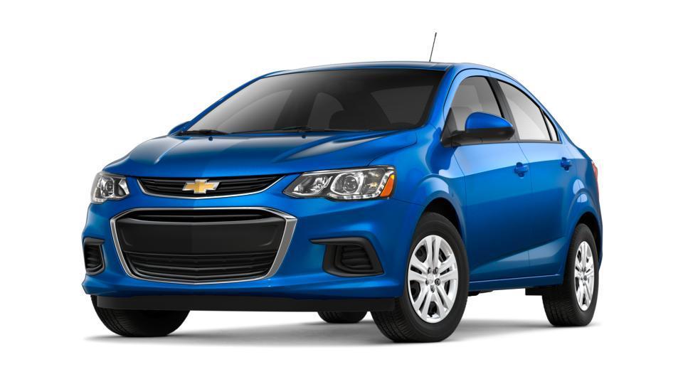 2019 Chevrolet Sonic Vehicle Photo in Dallas, TX 75228