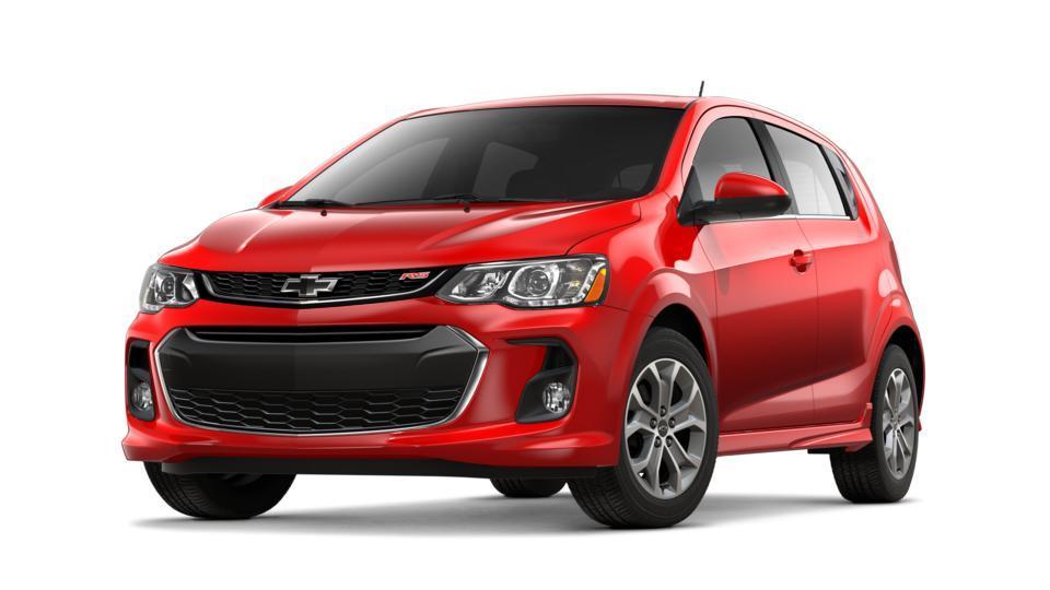 2019 Chevrolet Sonic Vehicle Photo in Lubbock, TX 79412