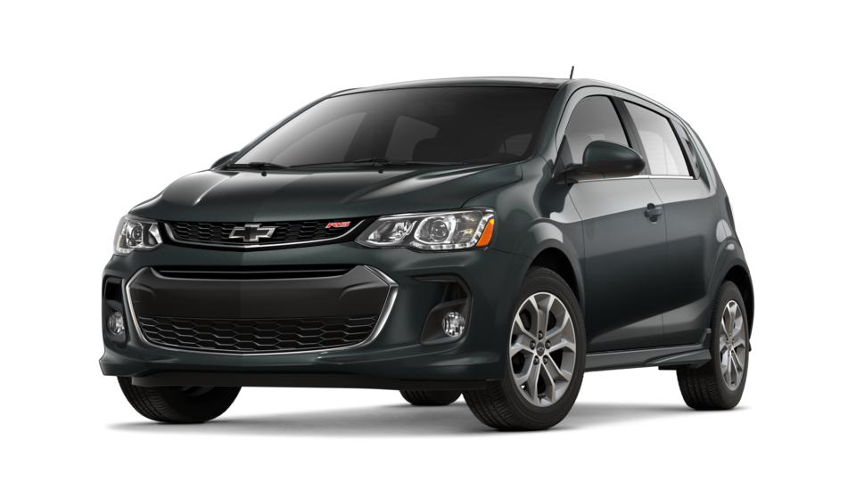 2019 Chevrolet Sonic Vehicle Photo in Pembroke Pines, FL 33024