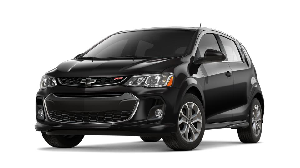2019 Chevrolet Sonic Vehicle Photo in Bellingham, WA 98226