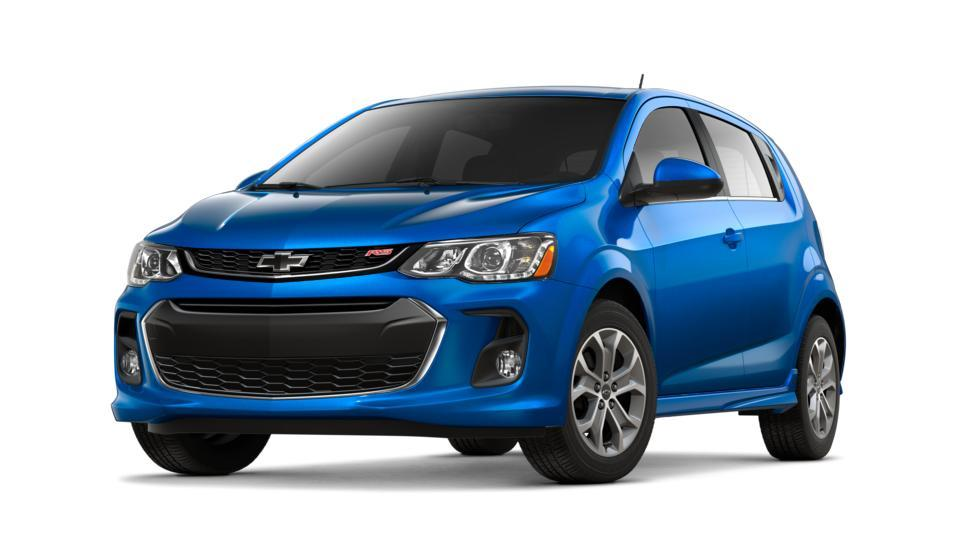2019 Chevrolet Sonic Vehicle Photo in Boonville, IN 47601