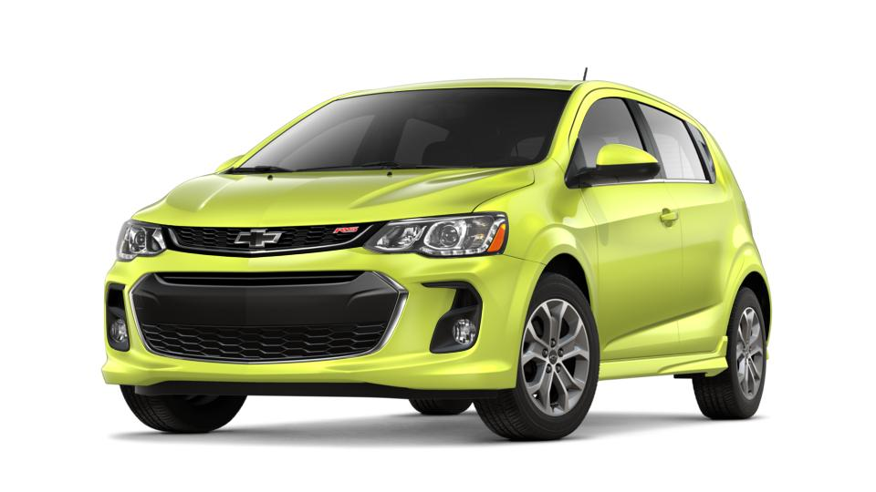 2019 Chevrolet Sonic Vehicle Photo in Decatur, IL 62526