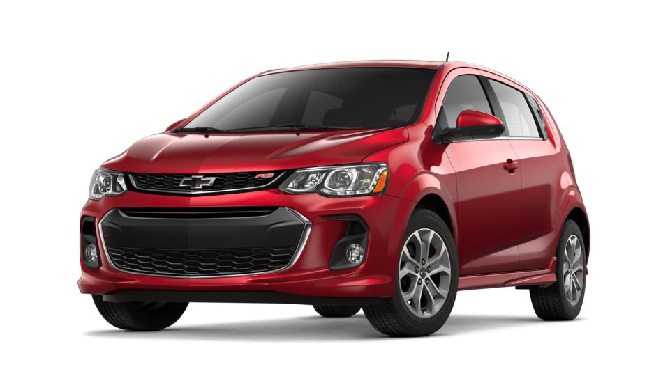 2019 Chevrolet Sonic Vehicle Photo in Rome, GA 30161
