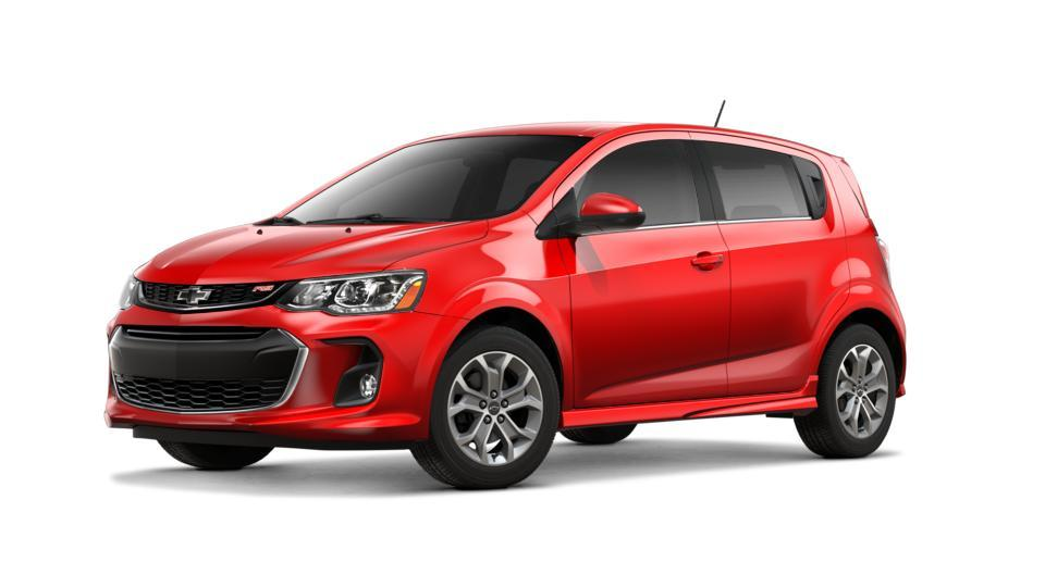 2019 Chevrolet Sonic for sale in El Paso - 1G1JC6SB4K4106162 - Viva Chevrolet