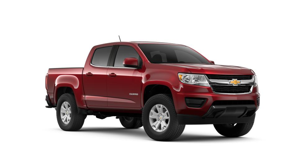 2019 Chevrolet Colorado Vehicle Photo in Midland, TX 79703