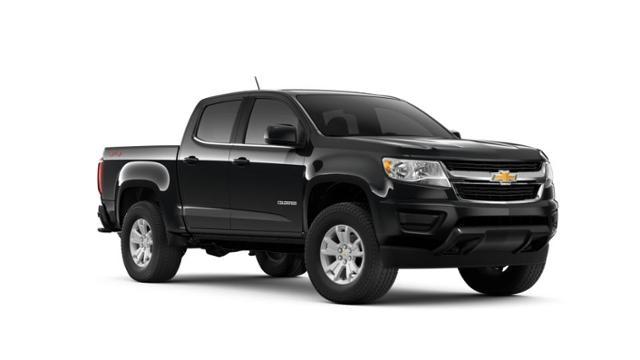 New 2019 Chevrolet Colorado Crew Cab Short Box 4 Wheel Drive Lt