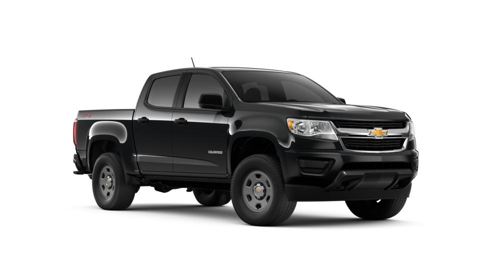 2019 Chevrolet Colorado Vehicle Photo in Manhattan, KS 66502