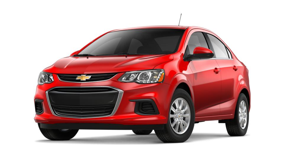 2019 Chevrolet Sonic Vehicle Photo in San Angelo, TX 76903
