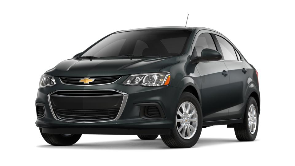 2019 Chevrolet Sonic Vehicle Photo in Albuquerque, NM 87114