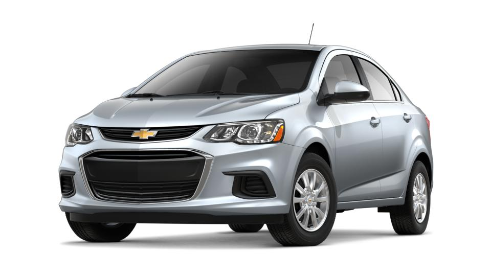2019 Chevrolet Sonic Vehicle Photo in Selma, TX 78154