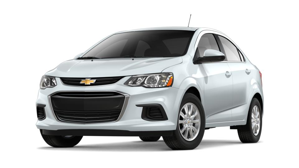 2019 Chevrolet Sonic Vehicle Photo in Spokane, WA 99207