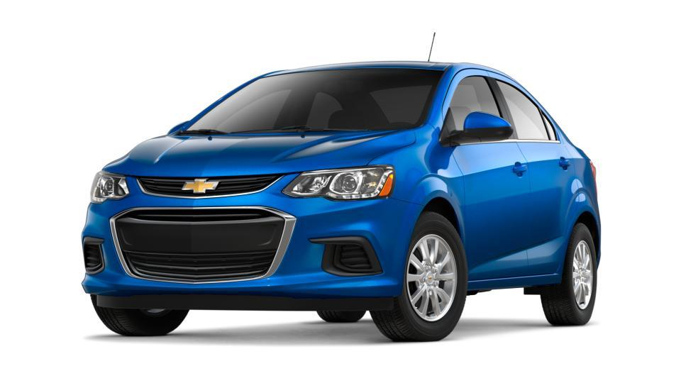 2019 Chevrolet Sonic Vehicle Photo in Mission, TX 78572