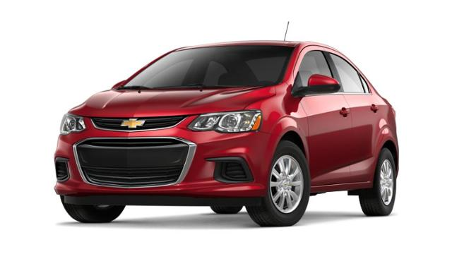 2019 Chevrolet Sonic At Glockner Of Ironton Chevy Dealer