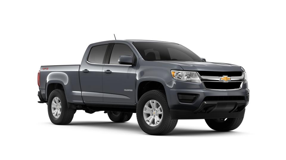 2019 Chevrolet Colorado Vehicle Photo in Vincennes, IN 47591