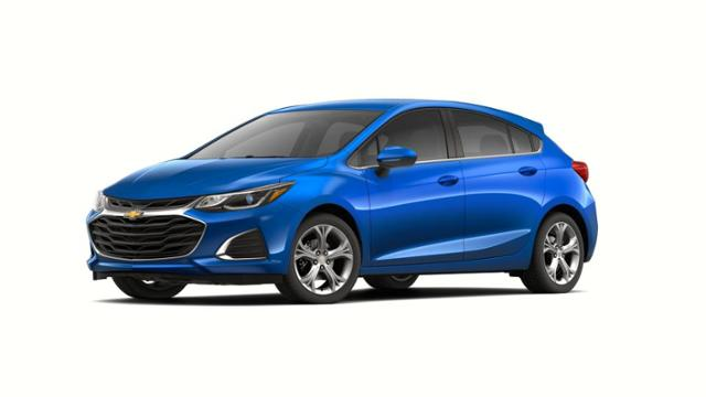 2019 Chevrolet Cruze Vehicle Photo In Grapevine Tx 76051