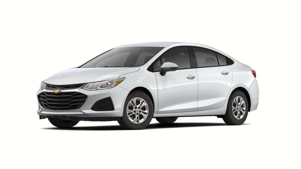 2019 Chevrolet Cruze Vehicle Photo in Boston, NY 14025