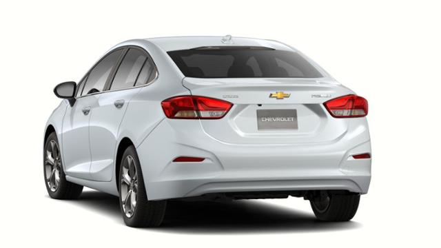 Summit White 2019 Chevrolet Cruze: New Car for Sale in Montgomery