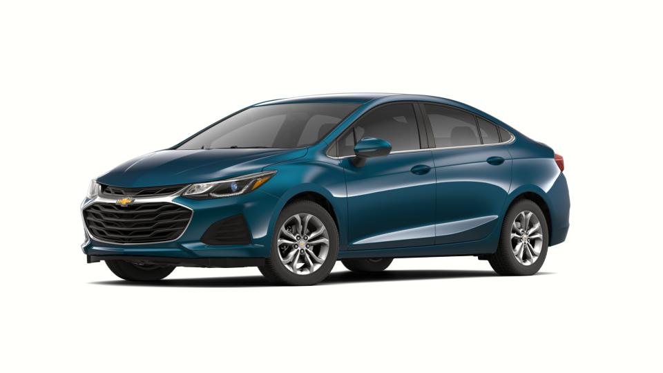 2019 Chevrolet Cruze Vehicle Photo in Oak Lawn, IL 60453