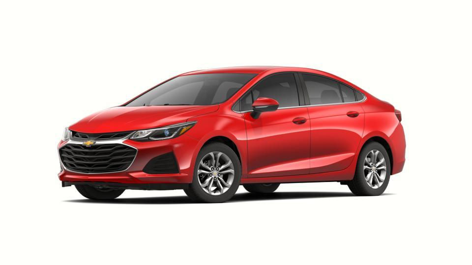 2019 Chevrolet Cruze Vehicle Photo in Tulsa, OK 74133