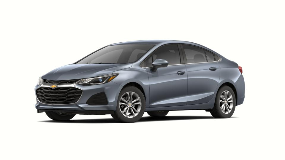 2019 Chevrolet Cruze Vehicle Photo in San Leandro, CA 94577