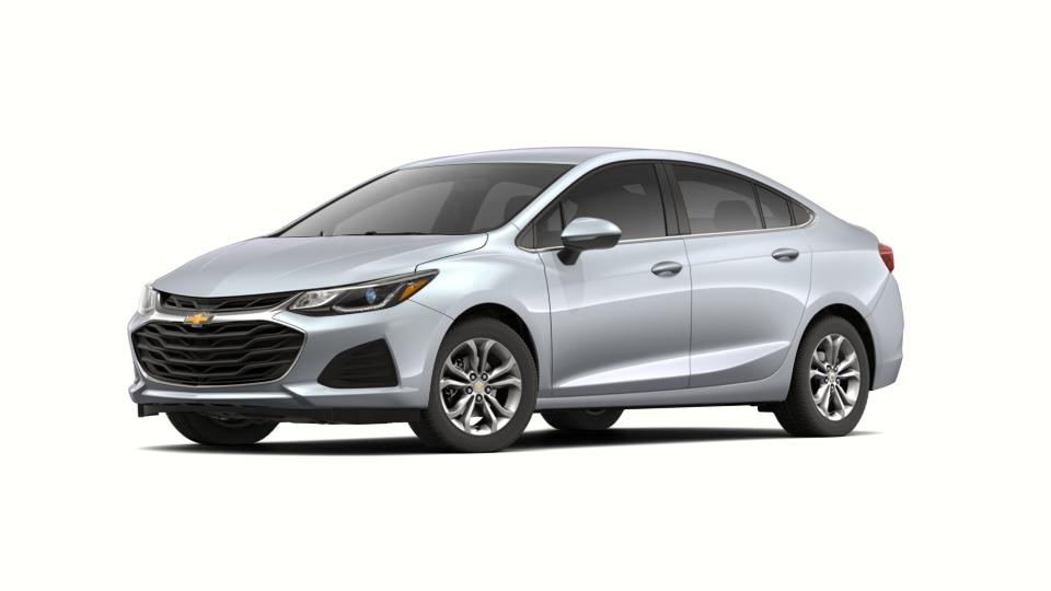 2019 Chevrolet Cruze Vehicle Photo in Puyallup, WA 98371