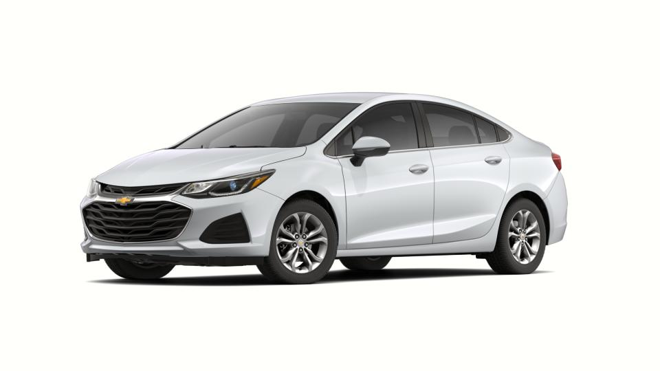 2019 Chevrolet Cruze Vehicle Photo in Warrensville Heights, OH 44128