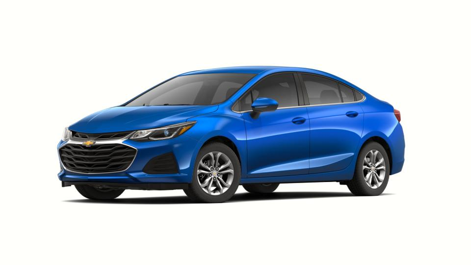 2019 Chevrolet Cruze Vehicle Photo in Moon Township, PA 15108