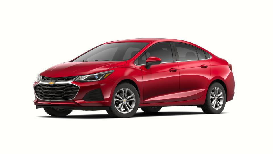 2019 Chevrolet Cruze Vehicle Photo in Medina, OH 44256