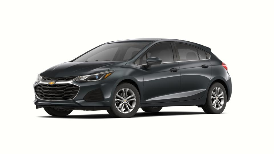 2019 Chevrolet Cruze Vehicle Photo in Sterling, IL 61081