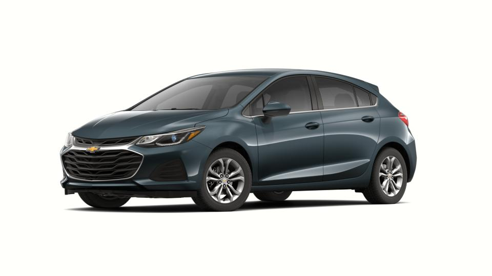 2019 Chevrolet Cruze Vehicle Photo in Helena, MT 59601