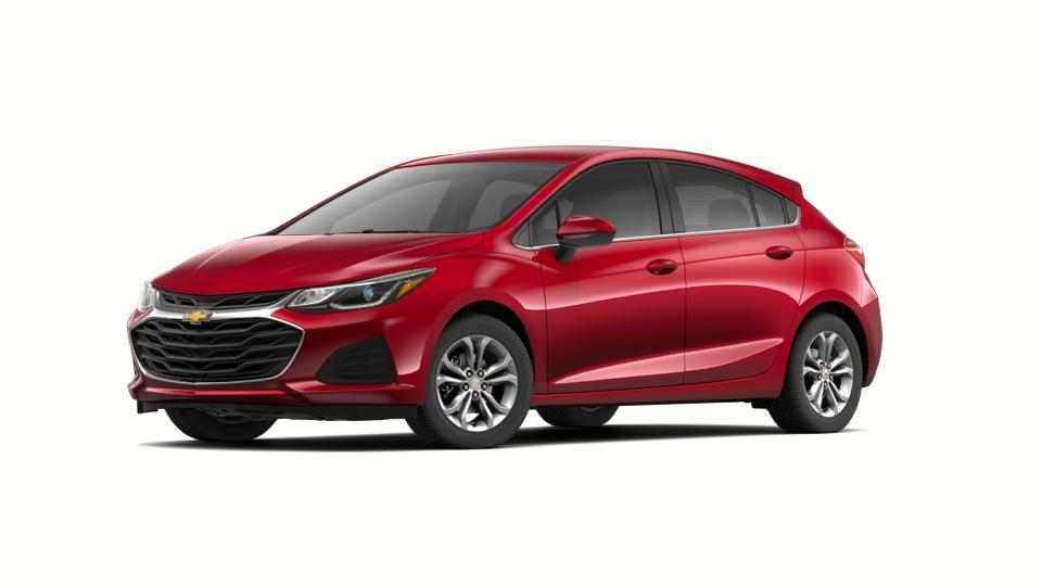 2019 Chevrolet Cruze Vehicle Photo in Stevens Point, WI 54481