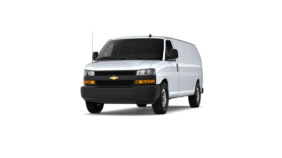 2019 Chevrolet Express Cargo Van Vehicle Photo in Burlington, WI 53105
