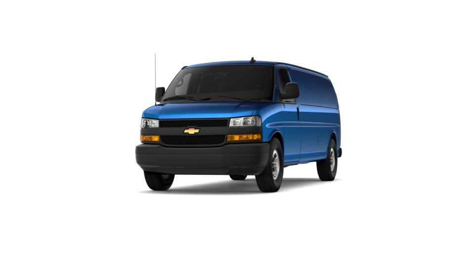 2019 Chevrolet Express Cargo Van Vehicle Photo in San Angelo, TX 76903