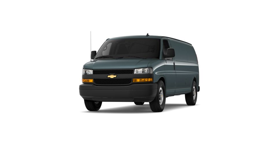 2019 Chevrolet Express Cargo Van Vehicle Photo in Saint Albans, VT 05478