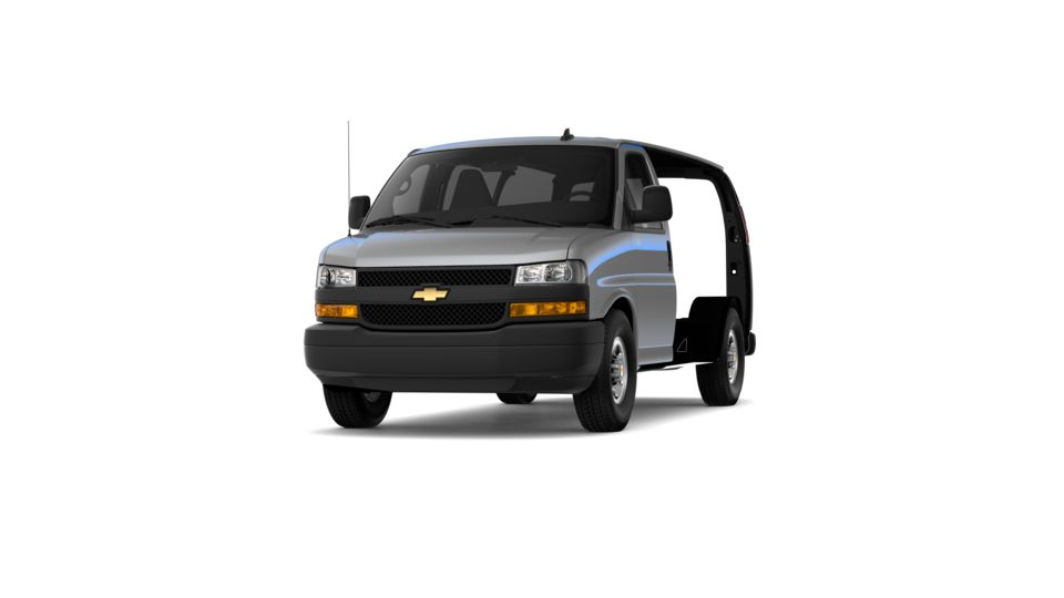 2019 Chevrolet Express Cargo Van Vehicle Photo in Cary, NC 27511