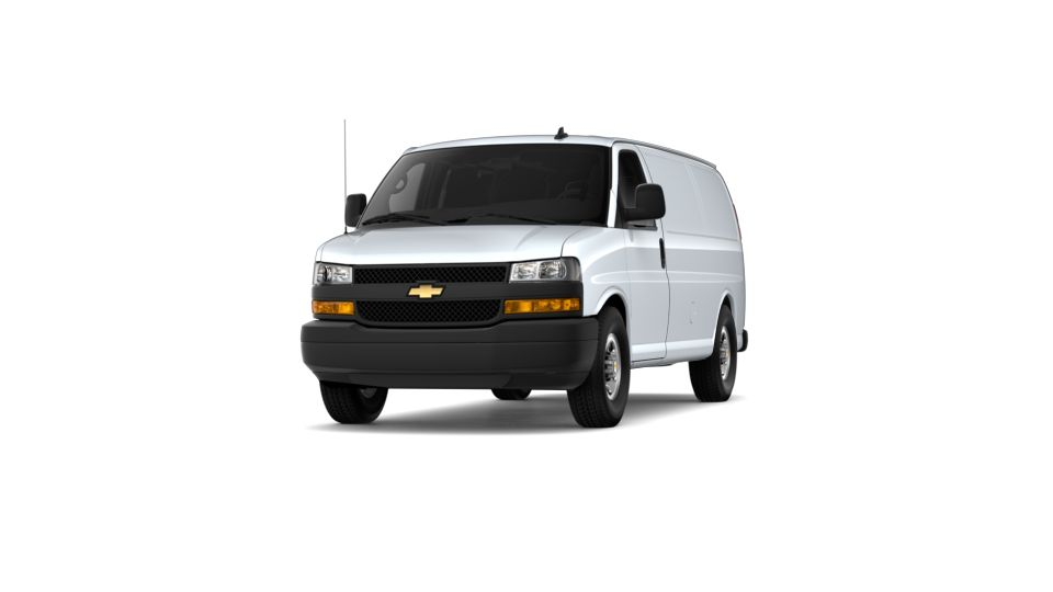 2019 Chevrolet Express Cargo Van Vehicle Photo in Decatur, IL 62526