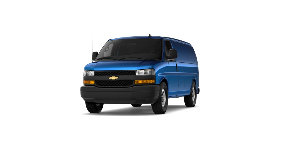 2019 Chevrolet Express Cargo Van Vehicle Photo in Anchorage, AK 99515