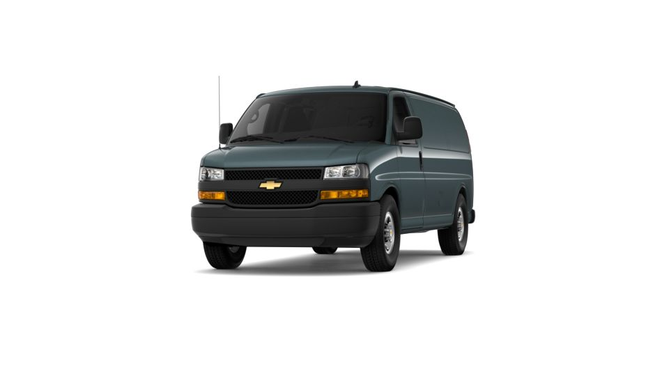 2019 Chevrolet Express Cargo Van Vehicle Photo in Moon Township, PA 15108